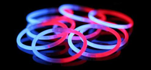 Bicolour Bracelets